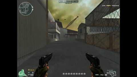 Crossfire Dual Colt Game Play