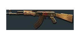 AK47-WCG China