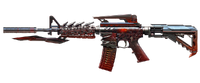 M4a1skrakenpunk