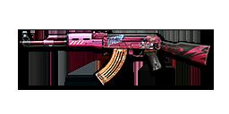 AK47-Gun Niang