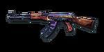 RIFLE AK-47-Halloween2013