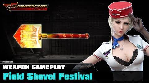 Crossfire Legends - Shovel Festival