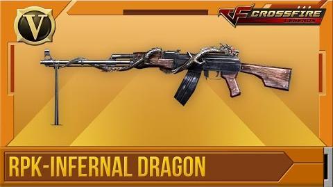 Crossfire Legends Tổng quan RPK-Infernal Dragon (VIP)