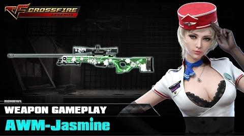 Crossfire Legends - AWM-Jasmine