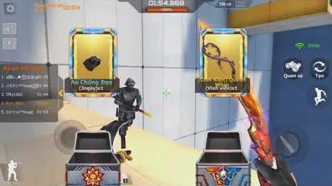 Crossfire Legends - Mê Thành - Chế độ Parkour