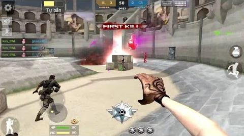 CF Mobile - Arena - Grenade Mode