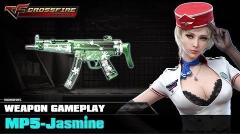 Crossfire Legends - MP5-Jasmine
