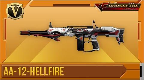 Crossfire Legends Tổng quan AA-12-Hellfire (VIP)