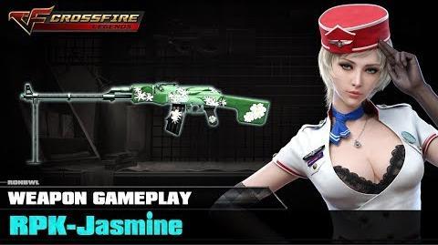 Crossfire Legends - RPK-Jasmine