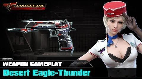 Crossfire Legends - Desert Eagle-Thunder
