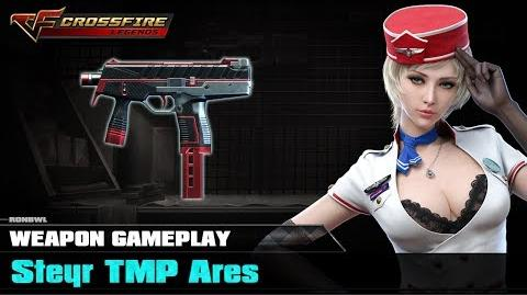 Crossfire Legends - Steyr TMP-Ares