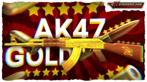 CROSSFIRE Legends AK47-Gold Gameplay !!!