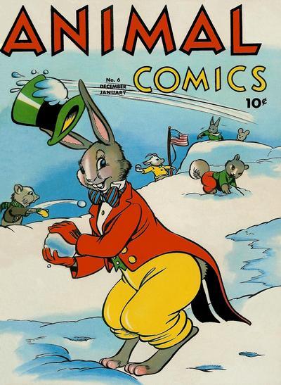 Animal Comics Vol 1 6