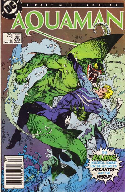 Aquaman Vol 2 2