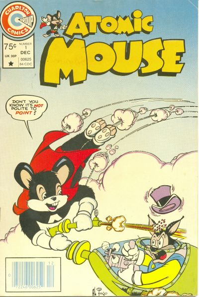 Atomic Mouse Vol 2