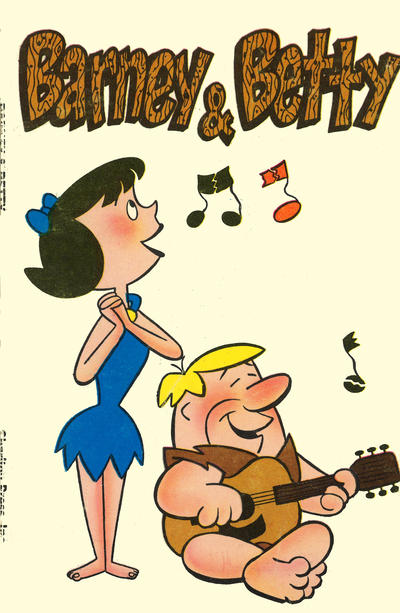 Barney & Betty Vol 1 1