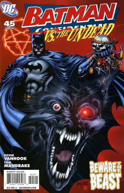 Batman Confidential Vol 1 45