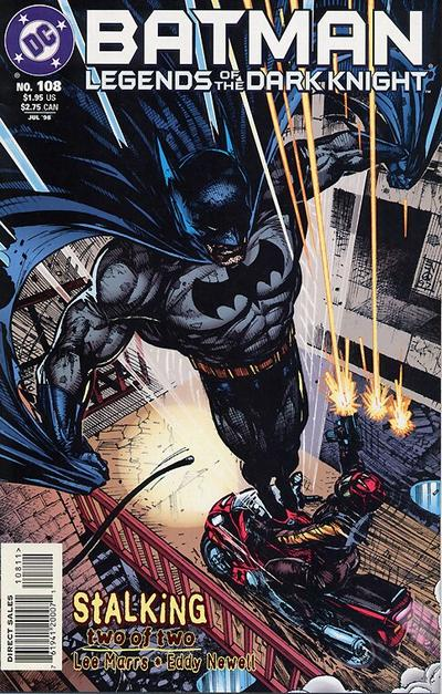 Batman: Legends of the Dark Knight Vol 1 108