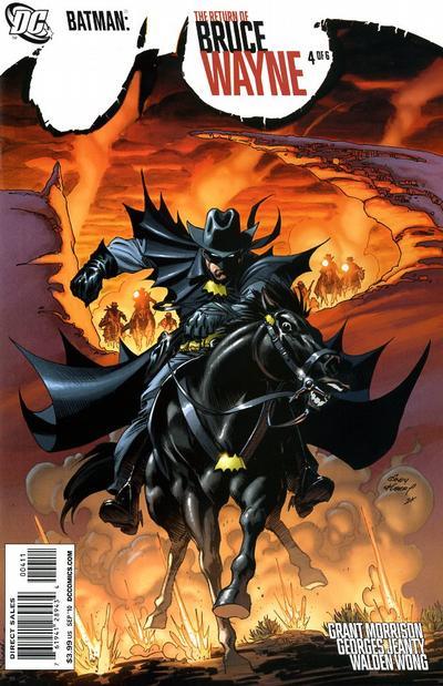 Batman: The Return of Bruce Wayne Vol 1 4