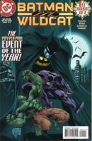 Batman and Wildcat Vol 1 1