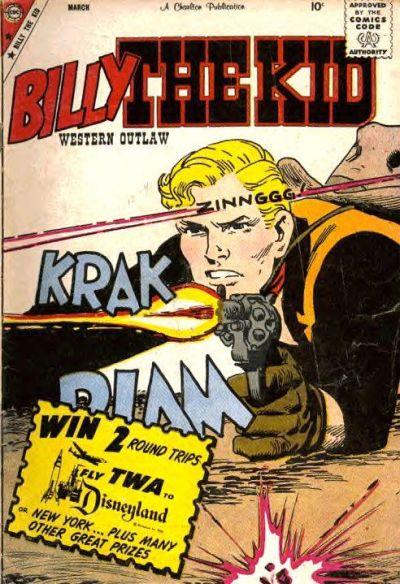 Billy the Kid Vol 1 21