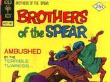 Brothers of the Spear Vol 1 12