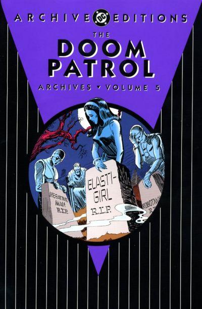 Doom Patrol Archives Vol 1 5