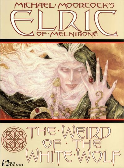 Elric: Weird of the White Wolf (GN) Vol 1