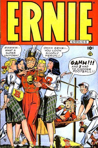 Ernie Comics Vol 1