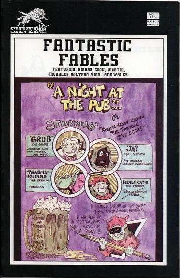 Fantastic Fables Vol 1 1