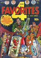 Four Favorites Vol 1 5