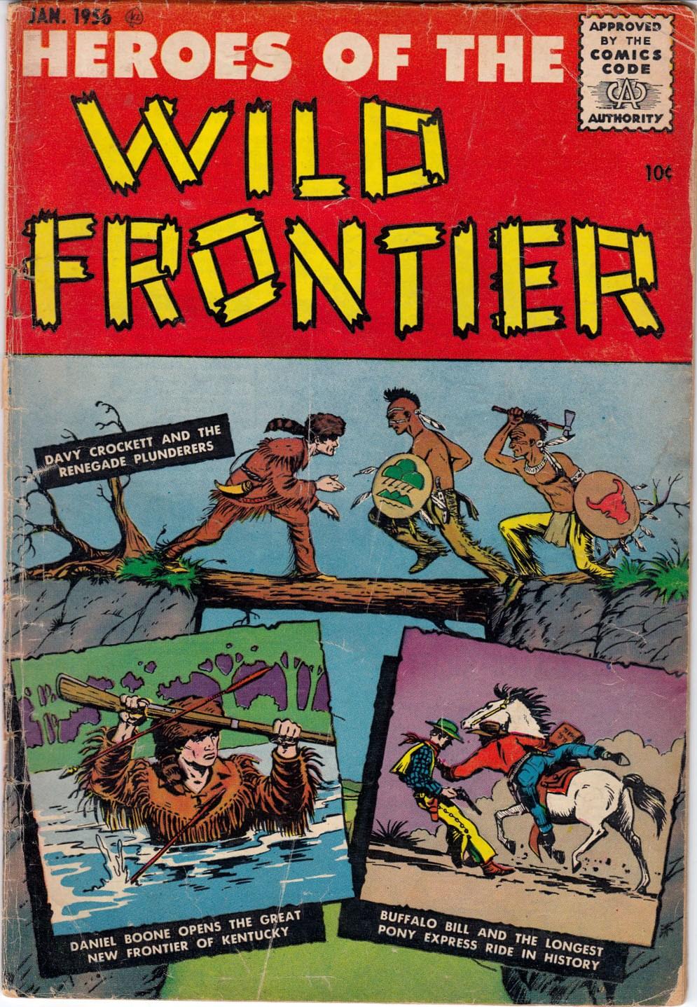 Heroes of the Wild Frontier Vol 1 27