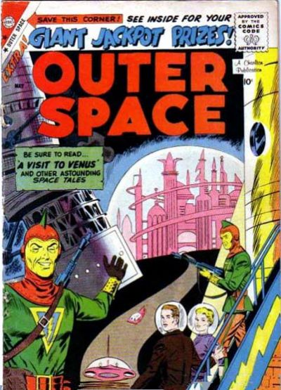 Outer Space Vol 1 22