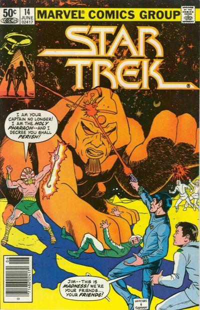 Star Trek (Marvel) Vol 1 14