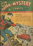 Super-Mystery Comics Vol 1 1