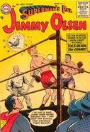 Superman's Pal, Jimmy Olsen Vol 1 11