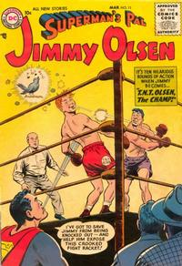 Superman's Pal, Jimmy Olsen Vol 1 11