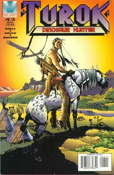 Turok, Dinosaur Hunter Vol 1 43