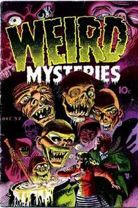 Weird Mysteries Vol 1 2