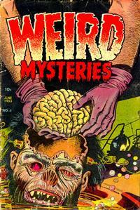 Weird Mysteries Vol 1 5