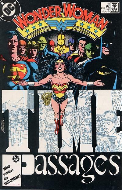 Wonder Woman Vol 2 8