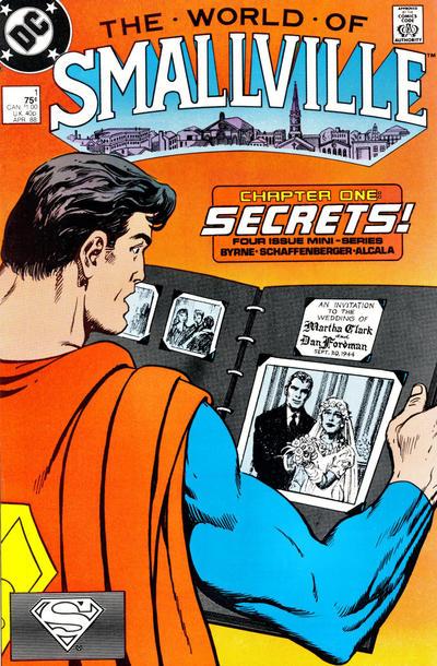 World of Smallville Vol 1 1
