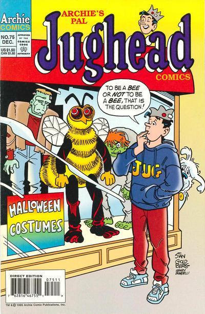 Archie's Pal Jughead Comics Vol 2 75