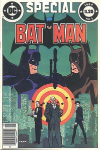 Batman Special Vol 1 1