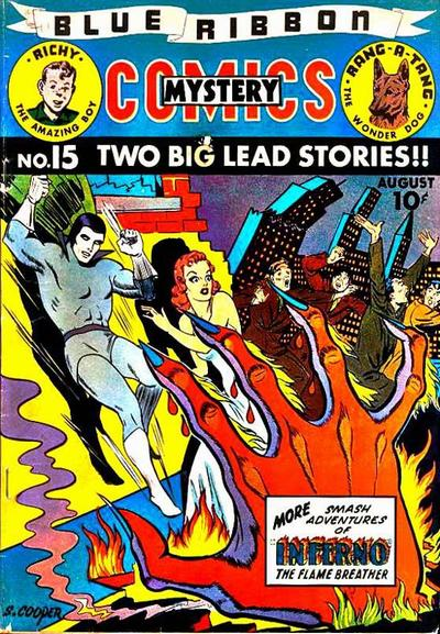 Blue Ribbon Comics Vol 1 15
