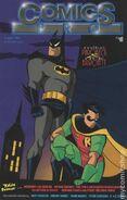 Comics Pro Magazine Vol 1 1