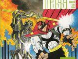 """A Shadowline Saga: """"Critical Mass"""" Vol 1 4"""