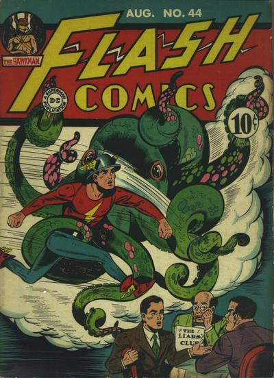 Flash Comics Vol 1 44