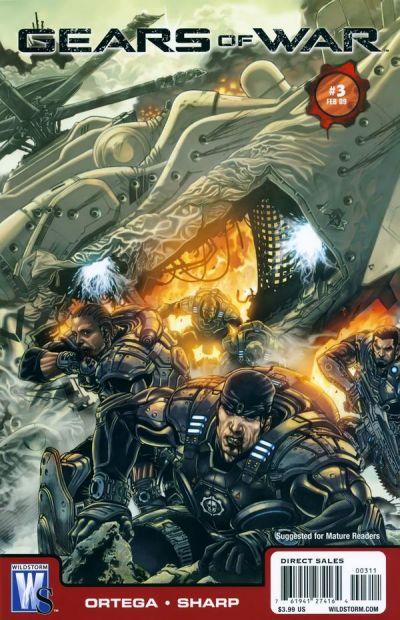 Gears of War/Covers