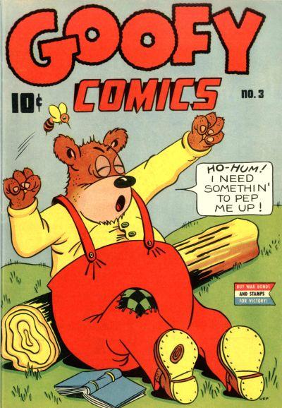 Goofy Comics Vol 1 3